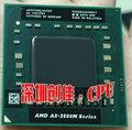 Original AMD Quad-Core A8-3530MX A8 3530MX Laptop CPU Central 1.9GHz FS1 notebook APU for Notebooks laptop a10 4600m 5750m
