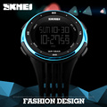 SKMEI Men Outdoor Sports Watches Waterproof Digital LED Military Watch Men Brand Fashion Casual Electronics Luxury Wrist Watches