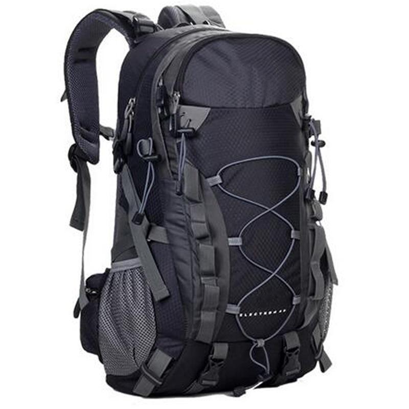 ФОТО Large 40L New Brand Professional Waterproof Travel Bag Top Quality CR Mountaineering Bag Multifunctional Shoulder Bag Mochila