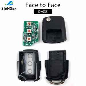 Image 2 - SieNSen Universal Wireless Face to Face Copy 3 Buttons 315/433MHZ Cloning Garage Door Remote Control Self copy Duplicator DK035