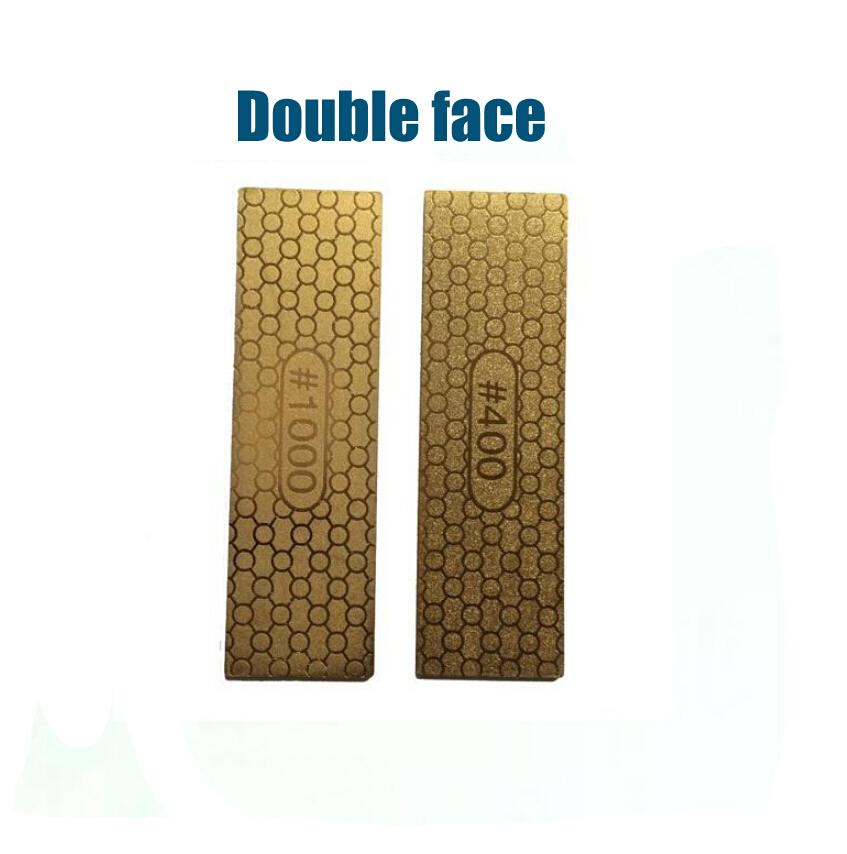 400/1000 Yellow Gold Diamond Whetstone Plate 100*30*1.2mm  This Is 1 Piece Price
