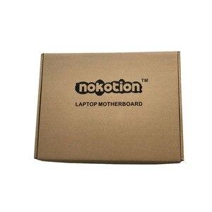 Image 5 - Материнская плата NOKOTION для ноутбука samsung R70 NP R70, материнская плата DDR2, бесплатный процессор, протестирована полностью