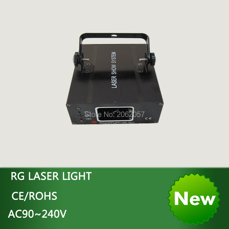 New arrive dmx512 one beam RG laser  Light 120mw&50mw DJ Party Disco Club Bar profession stage laser lighting 270mw full color laser lighting dmx sound auto dj disco club party stage light