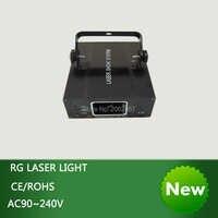 Nuovo arriva dmx512 di un fascio di Luce laser RG 120 mw & 50 mw Del DJ Del Partito Della Discoteca Club Bar professione della fase laser di illuminazione