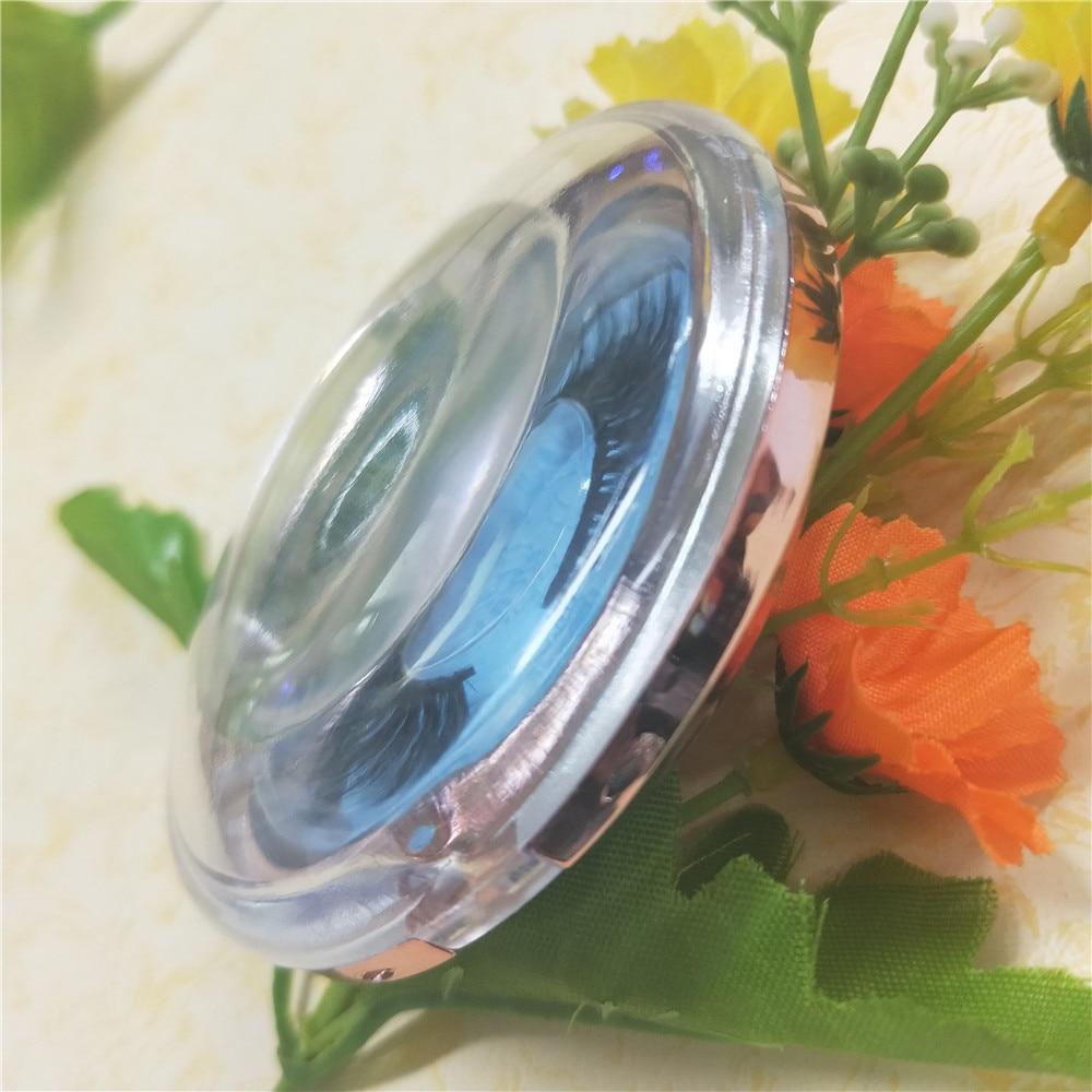 10 Pairs mink eyelashes natural long 3d eyelashes 3D mink lashes hand made makeup false lashes 10 boxes Faux Mink lash