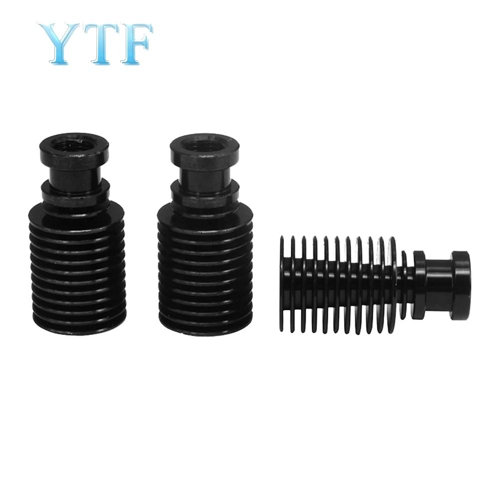 3D Printer Parts Genuine Metal J-Head V6 1.75/3.0MM Remote Short-Range Heat Pipe Radiator Joint