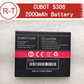 CUBOT S308 Battery 100% High Quality Original 2000mAh Li-ion Battery Replacement For CUBOT S308 Smart Phone Free Shipping
