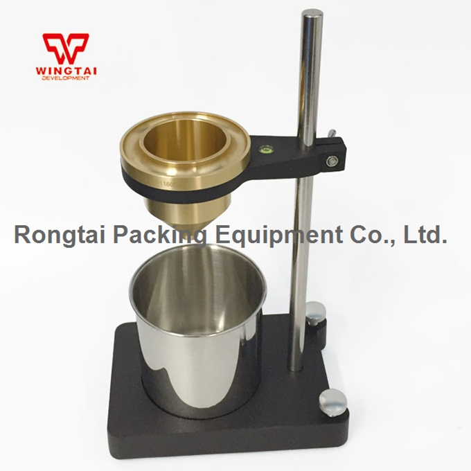 China Zhan Viscosity Cup 4 Viscosity Measure Instrument 30s-100s