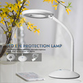 Free shipping Dimmable Touch LED Desk Lamp Flexible 3-Level Dimmer Round Table lamp