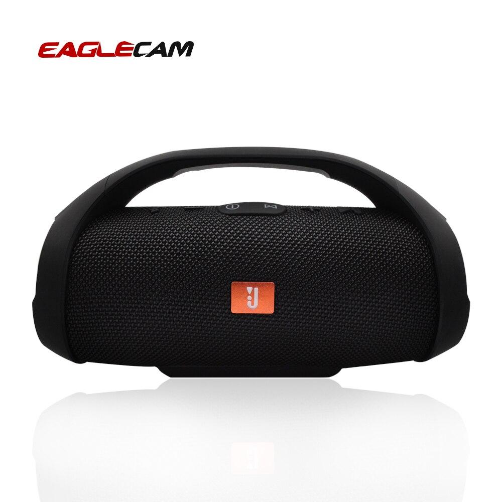 Sem fio Bluetooth Stereo Speaker Boom Box Portátil esportes Ao Ar Livre baixo Coluna Subwoofer Caixa de Som com Rádio FM TF Mp3 Jogador