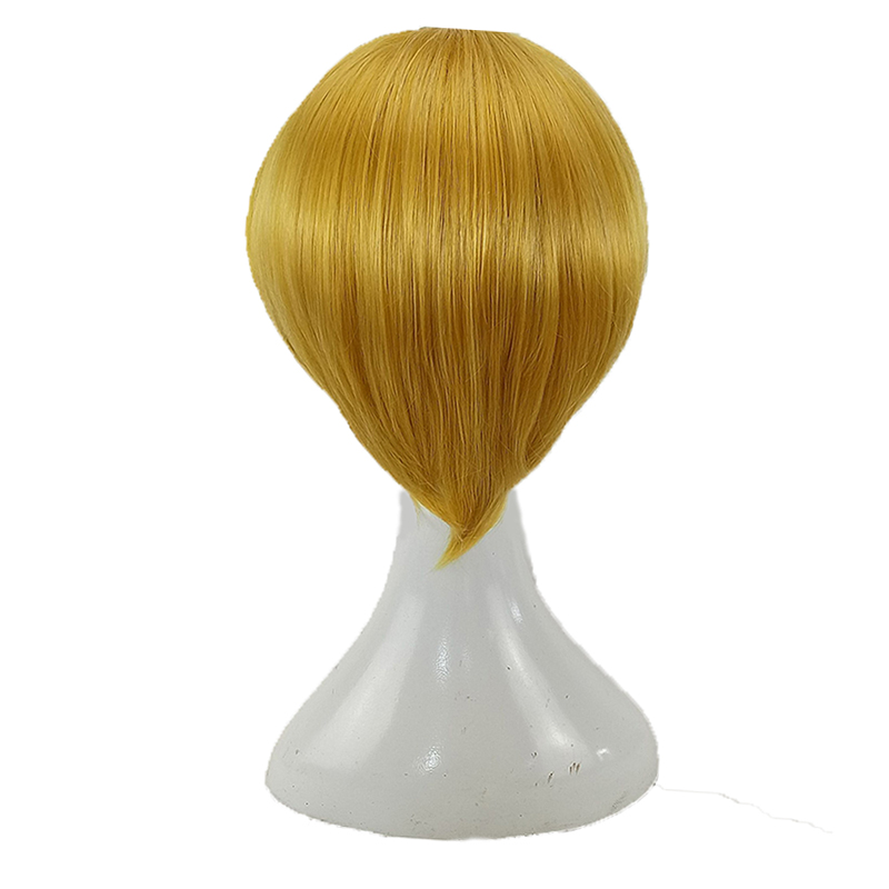 HAIRJOY  Synthetic Hair Tinker Bell Cosplay Wig with Detachable Bun Blonde Brown  Heat Resistant Costume Wigs 50