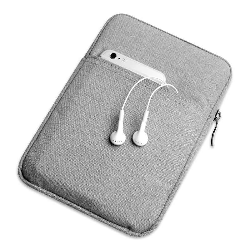 שרוול תיק מקרה עבור Huawei MediaPad מדיה Pad T3 10 8/M5 לייט פרו/כבוד Waterplay 10.1 8.0/לשחק כרית 2 8.0 9.6 אינץ Tablet כיסוי