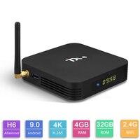 Q96 Mars Android 7 1 Tv Box S905L Quad Core 1/8Gb 4K Vp9 H 265 Dlna Hd2 0  3D Gaming Smart Media Eu Plug