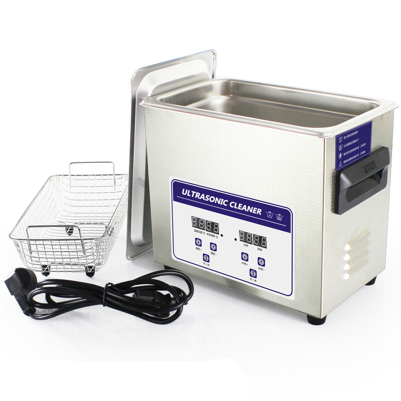 6.5L 031S 180W-200W Ultrasonic Cleaner Heater Timer Bath Adjustable Industry Ultrasonic Cleaning Machine ship from germany stainless steel 15l ultrasonic cleaner industry heater heated cleaning with timer