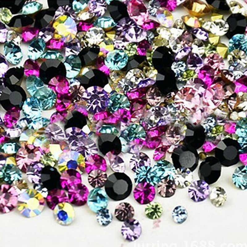 3mm Hot Crystal For Dress Rhinestone Trim Stone Shoes 3D DIY Decor  Acessories 2500pcs bag b313d47be2af