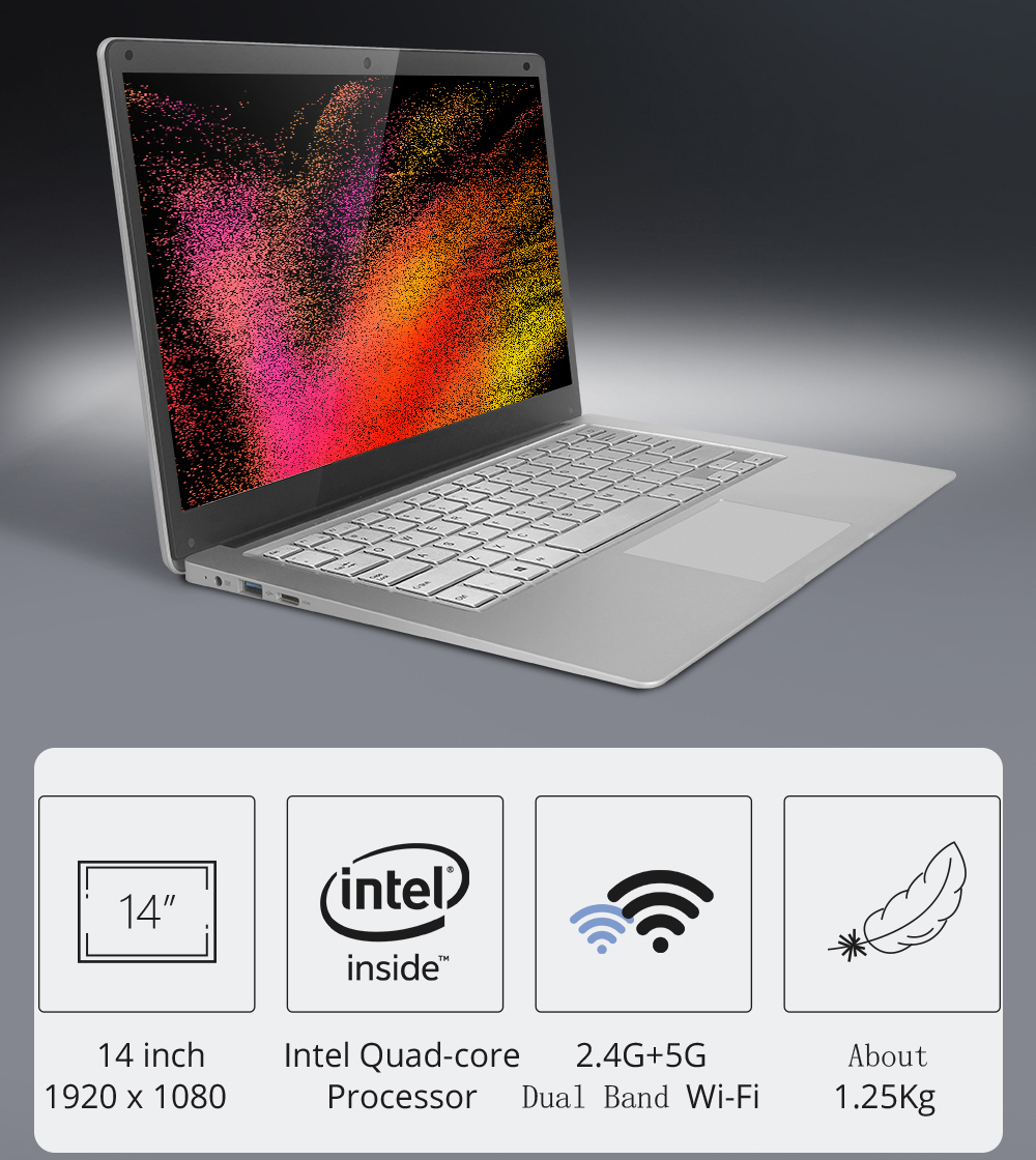 EZbook S4 Notebook (1)