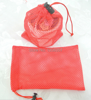 100pcs/lot free shipping mesh jewelry pouch mesh gift pouch mesh drawstring pouch bag  shaver bag gift bag customize&wholesale