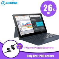 ALLDOCUBE KNote5 планшеты PC 11,6 ''оконные рамы 10 Intel Gemini Lake N4000 4 ядра ГБ оперативная память 64 ГБ SSD Встроенная Двойной Wi Fi Фронтальная камера