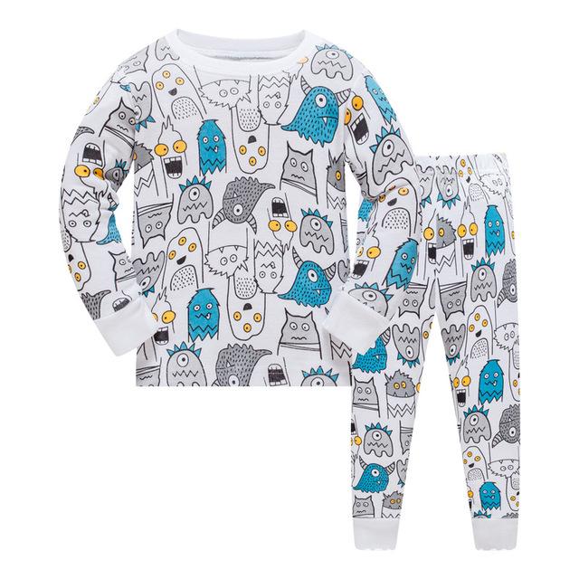 Monster Pajamas