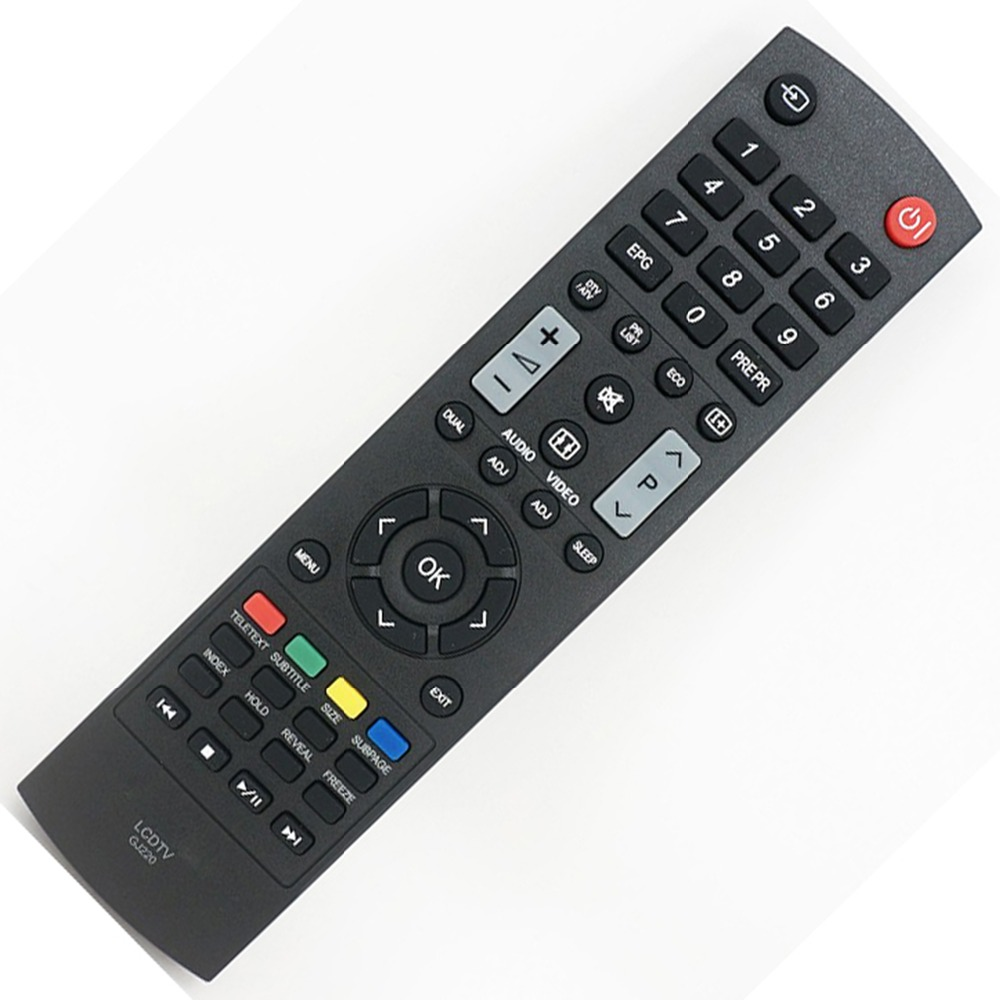 The new remote control For Sharp LCD TV GJ220 new dimension control levi777t levi777a lcd screens
