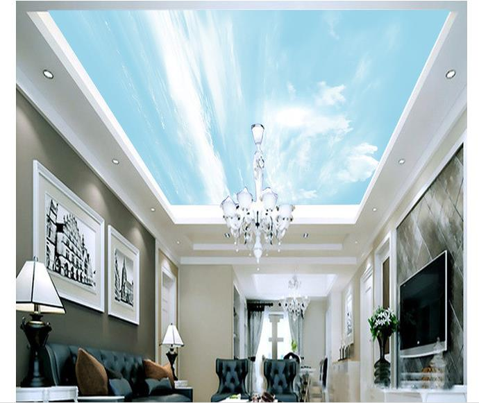 Custom photo wallpapers 3d ceiling wallpaper murals Hd ...