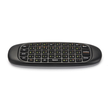 C120 air mouse rechargeable fly mouse keyboard