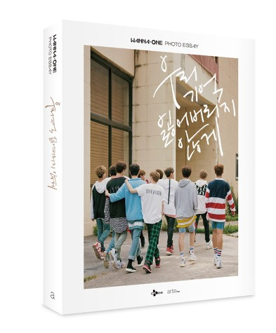 [MYKPOP]~OFFICIAL~ WANNA ONE WANNA ONE Photo Eassy KPOP Fans Collection SA19022402[MYKPOP]~OFFICIAL~ WANNA ONE WANNA ONE Photo Eassy KPOP Fans Collection SA19022402