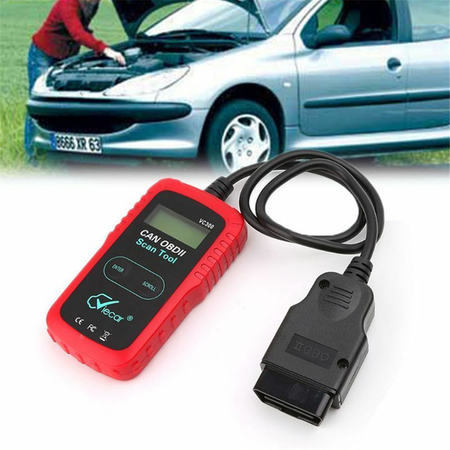 CARPRIE Instrument Tool HOT Viecar VC300 Car Trouble Code Readers OBD2 OBDII Fault Test Diagnostic Scan Tool high quality 9531
