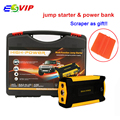 New Portable jump Starter 4usb 16000mah Car jump Starter Power bank Battery for Mobile Phone Laptop Petrol/Diesel Socket Adapter