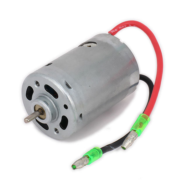 540 electric brushed motor for 1 10 rc car boat airplane for Model airplane motors electric