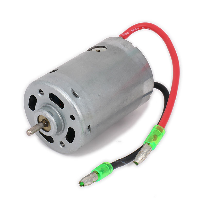 RCAWD 540 Electric Brushed Motor For 1/10 RC Car Boat Airplane HSP Hi Speed Wltoys Tamiya Truck Buggy 03011 new 7 2v 16v 320a high voltage esc brushed speed controller rc car truck buggy boat hot selling