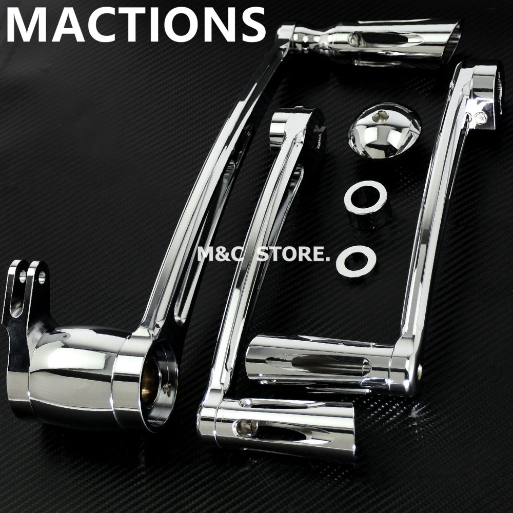 Motorcycle Chrome Brake Arm Kit Shift Lever W/ Shifter Pegs For Harley Touring 2008 2009 2010 2011 2012 2013 2014 2015 2016Motorcycle Chrome Brake Arm Kit Shift Lever W/ Shifter Pegs For Harley Touring 2008 2009 2010 2011 2012 2013 2014 2015 2016