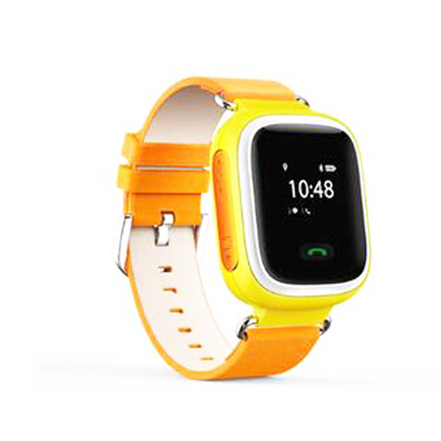 Q70 Anti-lost Son Daughter Kids GPS Smart Watch Wristwatch SOS Call Locator Device Tracker Baby Brithday Gift