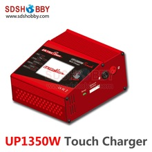 Ultra Power UP1350W Touch Charger 1350W 40A Fast Charger for 1-8S LiPo Battery