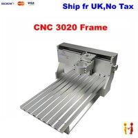 EU Free Taxes Cnc Aluminum Parts 3020 Cnc Milling Machine Frame For DIY Cnc Kit