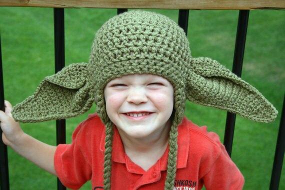 Online Shop Princess Leia Inspired Hat Crochet Princess Leia Wig