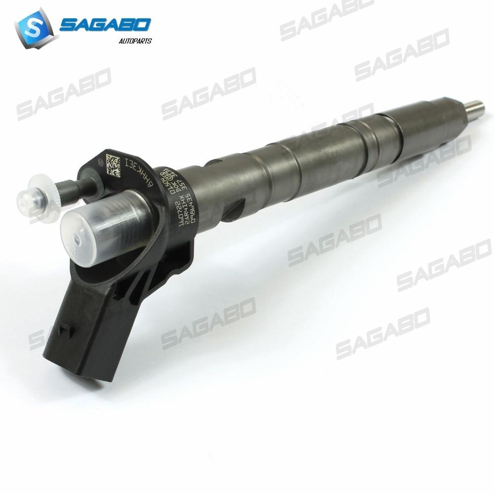 4pcs Brand new injector for Audi A4 A6 Q5 Q7 2,7 3,0 TDI 059130277BE 059130277AR 0445116022