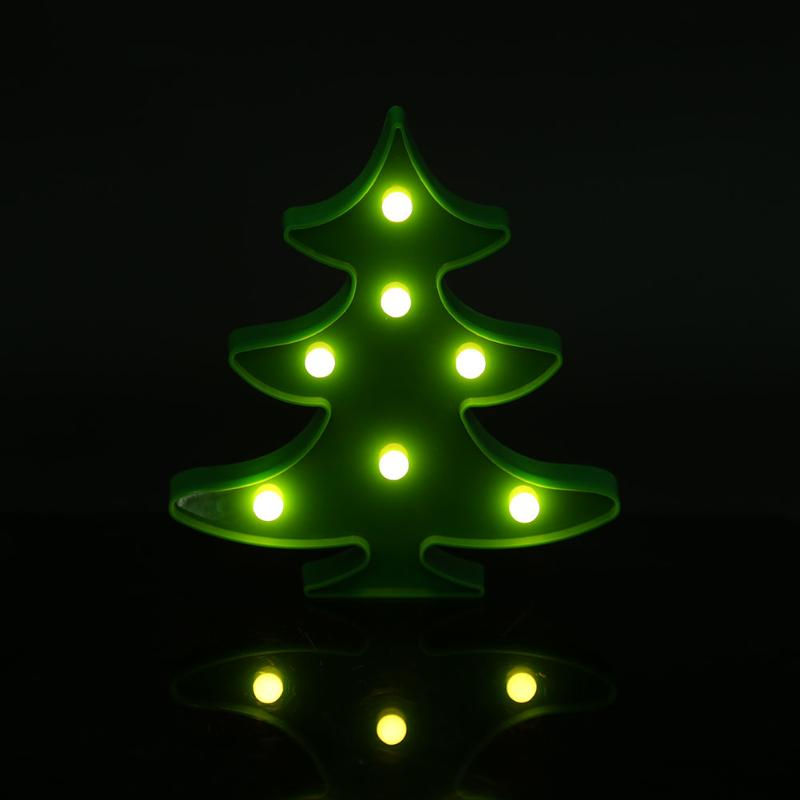 Luzes da Noite de festa de natal Keyword 1 : 3d Led Night Light