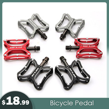 GUB 3 Colors Ultralight Aluminium Bicycle Pedals Durable MTB Bearing Road Bike Pedal Outdoor Sports Mountain Accessories