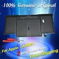 """JIGU 100% Подлинная Новая Батарея A1405 для Apple Macbook Air 13 """"A1466 2012 и A1369 2011 Оригинальный Аккумулятор Замена"""