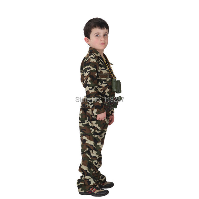 shanghai story children stage army costumes halloween costume special forces handsome soldier dress camouflage clothing sc 1 st aliexpress
