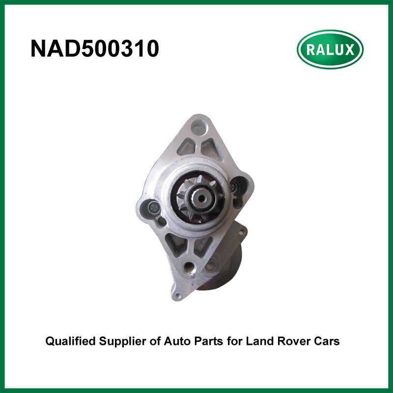 NAD500310 NAD500160 car starter motor for Discovery 3 Range Rover Sport 05-09 auto starter powertrain replacement spare parts