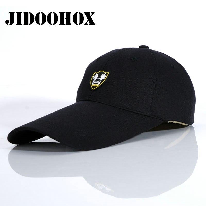 [JIDOOHOX] High Quality Baseball Cap For Woman And Man Long s