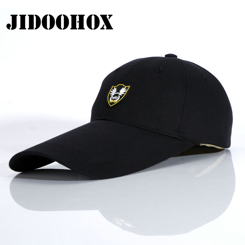 JIDOOHOX  alta Calidad Gorra de Béisbol Para Mujer Y Hombre Larga Ala Del  Sombrero 5ce6e4a1250