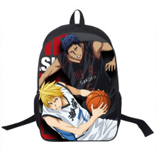 Kuroko No Basuke Backpack For Teenagers Girls Boys School Bag
