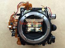 Box Specchio originale Corpo Principale Apertura Riflettente Per Nikon D600 D610 No di Scatto