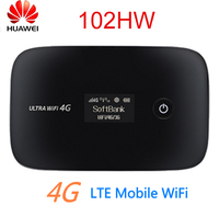 Unlocked HuaWei E5776 102HW 4G Mobile Wifi Router 3g WiFi Wcdma Dongle 4g Band 41 2500mhz
