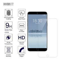 2PACK For Meizu 15 / 15 Plus / 15 Lite M15 9H 0.3mm 2.5D Clear Tempered Glass Screen Protector Ultra-thin Anti-scratch Film tempered glass film for samsung gear s3 smart watch 9h anti scratch ultra thin screen protector film