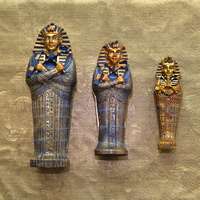 Chamber of Secrets Bar Haunted House Decoration Egyptian Figurines Pharaoh Mummy Props Ancient Egypt Egyptian Pharaoh Nile Craft