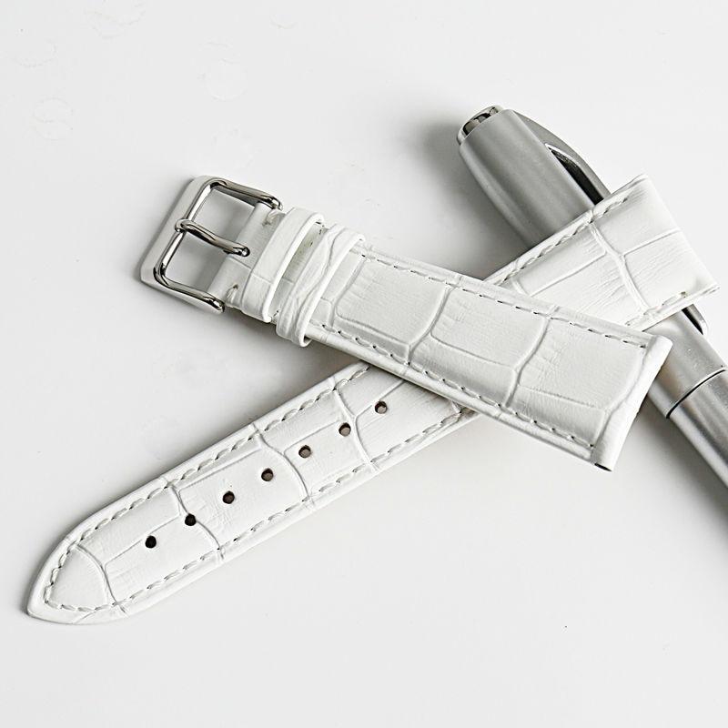 MAIKES İzle bilezik 16 18 19 20 22mm izle aksesuarları deri - Saat Aksesuarları - Fotoğraf 4